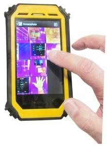 Termowizyjny tablet – nowinka ze świata termowizji