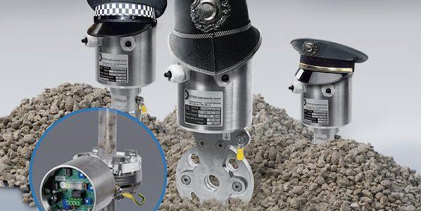 Czy mierzyć przepływ cementu, popiołu, granulatów i innych materiałów sypkich?