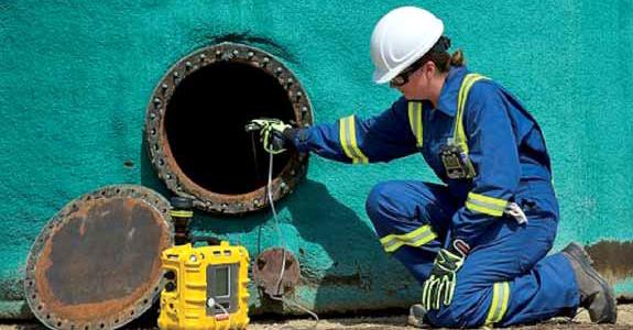 Detektory gazu osobiste-monitoring online