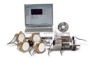 Cyfrowy system kontaktowego pomiaru wilgotności DMMS marki ACO