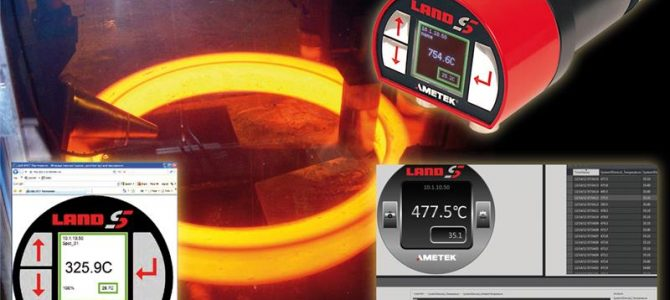 Pirometry do procesu walcowania na gorąco  i nie tylko