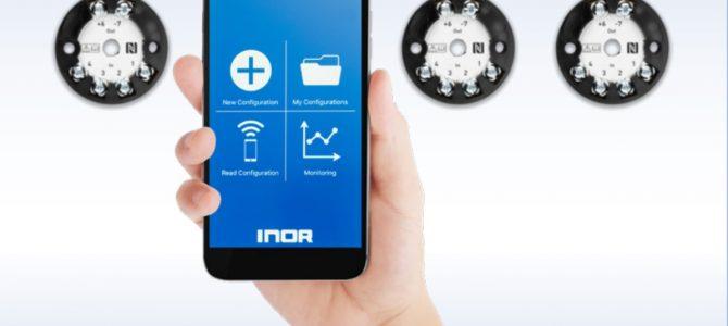 Przetworniki temperatury z komunikacją bluetooth, HART i NFC