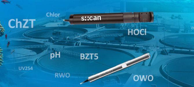 Czujniki online BZT5, ChZT, OWO, UV254, RWO i innych parametrów wody i ścieków