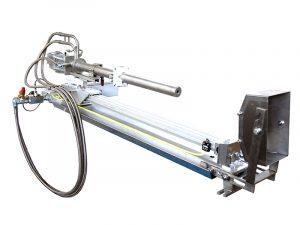 Kamera termowizyjna z wycofywaniem elektrycznym